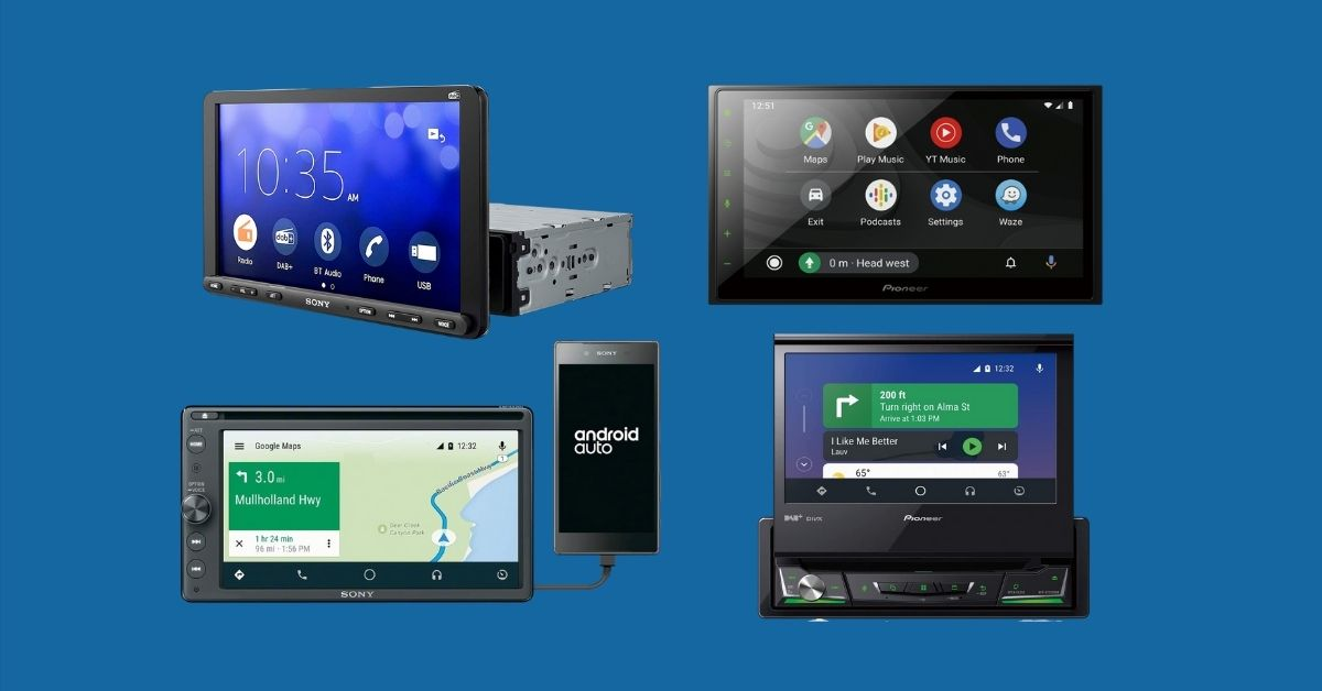 Best Android Auto Head Units [UK GUIDE]