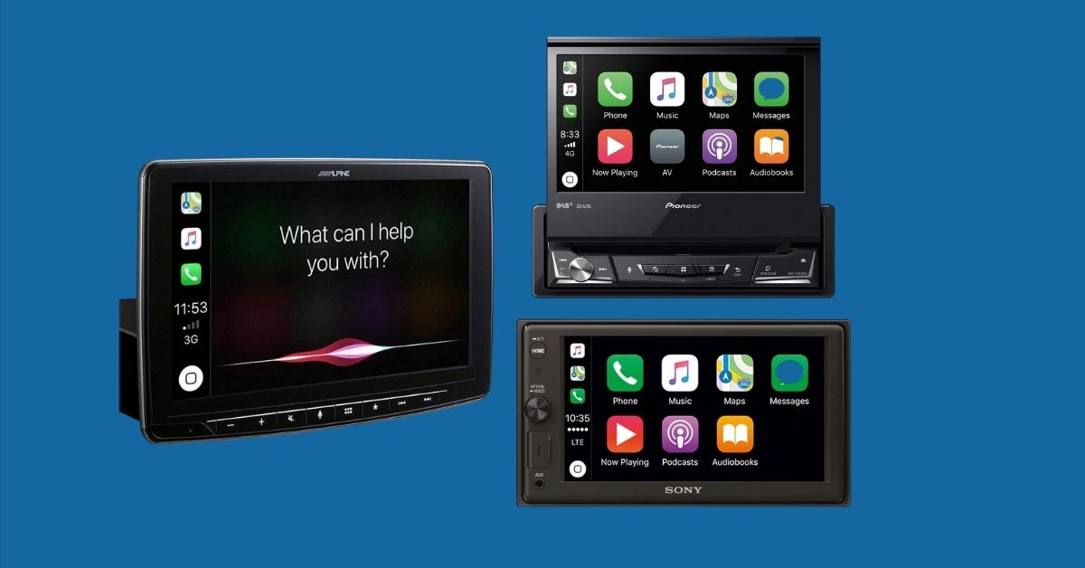 Best Apple Car Play Stereos [UK Guide]